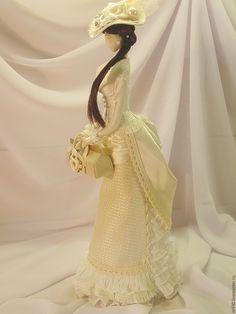 Купить Текстильная кукла.Тряпиенс.Мария - тряпиенс, корейские тряпиенсы, японские тряпиенсы, тряпиенсы купить
