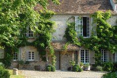Le Moulin de la Tuilerie - former home of Duke of Windsor; landmarktrust.org.uk
