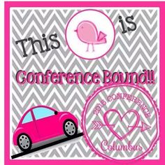 """Summer means Thirty-One Conference time! LOVE my time in the """"pink bubble"""". Join my team and kick off your business with National Conference. Consultants that attend conference sell on average 40% more. Plus it's the party of the year! www.loristarling.com #jointeamstarling"""