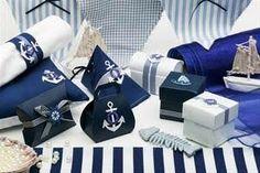 Gift boxes - Nautical