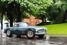 1955 Maserati AG6/54 2000 Zagato Spyder