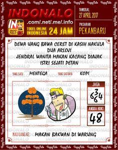 Syair Kuat 2D Togel Wap Online Indonalo Pekanbaru 27 April 2017