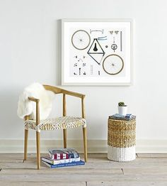 Bicycle Taxonomy Photo Print by Field Guide Designs on Scoutmob