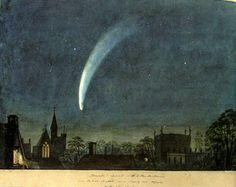 Comet Donati, 1858