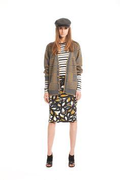 Trina Turk Pre-Fall 2014 Fashion Show Runway Fashion, Fashion Show, Fashion Outfits, Fashion Design, Fashion 2014, Mall Outfit, Trina Turk, Designer Collection, Autumn Fashion