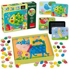 excelente Goula - Mosaico, juego para bebés (Diset 53136)