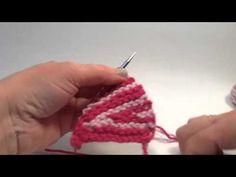 Strikke og hekle videoer - Happy Knitting AS