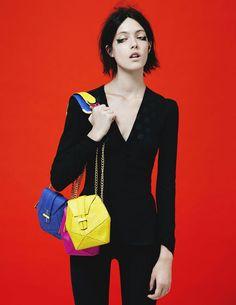 #brights #primary #AngelJackson look book campaign shot by Sarah Piantadosi