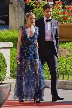 The Olivia Palermo Lookbook : Olivia Palermo 'La Traviata' Premiere in Rome