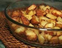 Recette Pommes de Terre sautées, notre recette Pommes de Terre sautées - aufeminin.com