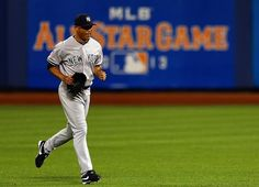 MO @ THE 2013 MLB ALL STAR GAME...MAKING HIS ENTRY
