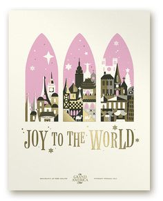 Holidays at the Grand America 2013 by Russ Gray, via Behance