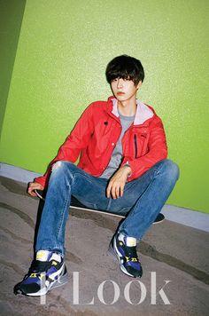 <1st Look> 2014.09  Jae hyun Ahn  #fx #crystal #ahnjaehyun #kpop #kpopidol #idol #beauty #esteem #esteemmodels #sm #kpopmusic #1stlook #singer