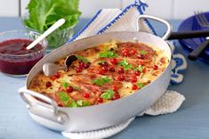 Tasty, Yummy Food, Omelette, International Recipes, Cheeseburger Chowder, Macaroni And Cheese, Bacon, Food And Drink, Soup