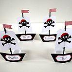 Boys Pirate Party Kit