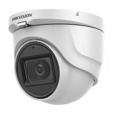 Κάμερα Dome ανάλυσης 5MP (2560x1944)  Με φακό 2.8mm  Διαθέτει Digital WDR  Υπέρυθρος φωτισμός εως 30m  Διαθέτει ήχο μέσω ομοαξονικού καλωδίου  Ενσωματωμένο μικρόφωνο  4 σε 1 video output(switchable TVI/AHD/CVI/CVBS)  Προστασία IP67