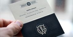 FPO: Wright & Goebel Business Cards