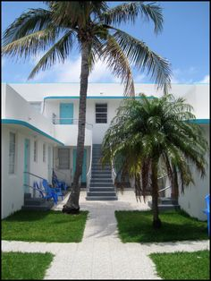 Hollywood Beachside, Hollywood Beach, Florida --stayed here last year! Loved it!