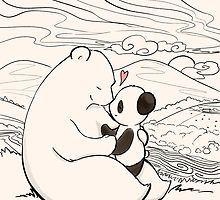 «Close To Your Heart 2» de Panda And Polar Bear