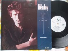 THE EAGLES member Don Henley – The Boys Of Summer (Extended Version) TA 4945 Vinyl 12inch Single