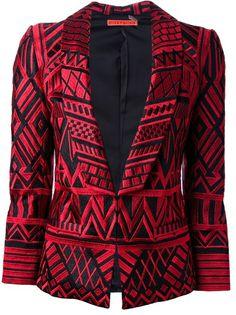 ALICE OLIVIA Ethnic Jacket #farfetch