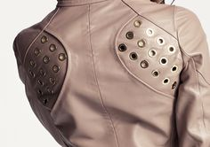 Daniele Bardis SS 14 collection (July jacket close up)