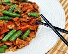 Chinese roergebakken kip met sperziebonen header afbeelding