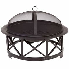 Fire Pit (330 AUD) ❤ liked on Polyvore featuring home and outdoors