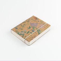 Woodland Trust Botanical A6 Notebook - £6.50