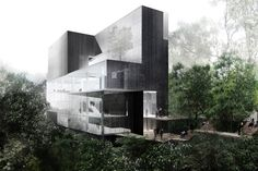 Gallery of School of Architecture for the Chinese University of Hong Kong / Ida and Billy - 3