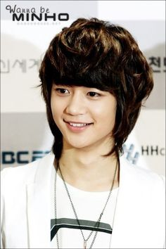 Choi Min Ho - this made me smile