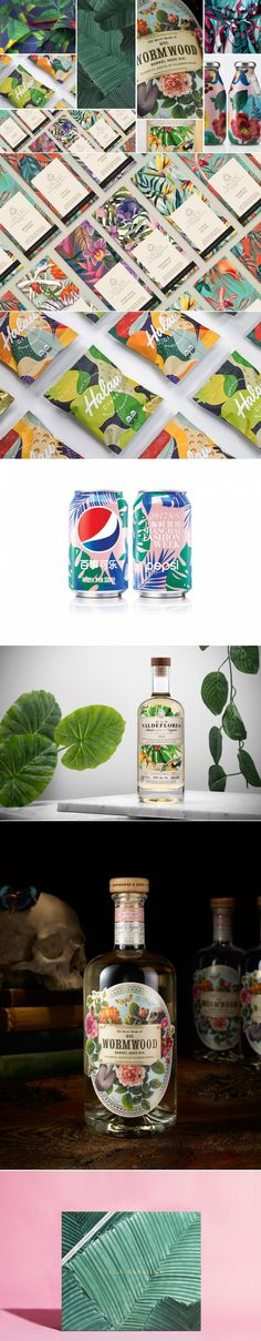 The Dieline's 2018 Trend Report: Nature Goes Next Level — The Dieline | Packaging & Branding Design & Innovation News