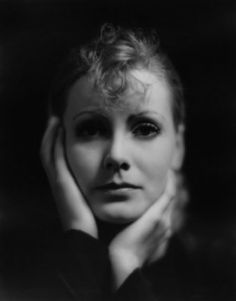 Clarence Sinclair: Greta Garbo in The Kiss, 1929.
