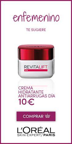 Cremas L'Oreal Paris Revitalift - Revitalift: Club Expertas - Facial - enfemenino