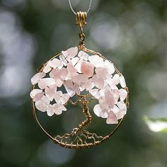 Hey, I found this really awesome Etsy listing at https://www.etsy.com/listing/242665220/rose-quartz-tree-of-life