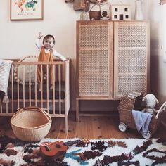 Outstanding baby nursery tips are readily available on our website. Read more and you will not be sorry you did. Beige Nursery, Nursery Room, Baby Room, Nursery Ideas, Kids Bedroom, Contemporary Interior Design, Bathroom Interior Design, Tiny Furniture, Baby Decor