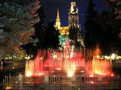 Spievajúca fontána Cologne, Cathedral, Building, Travel, Construction, Trips, Buildings, Viajes, Traveling