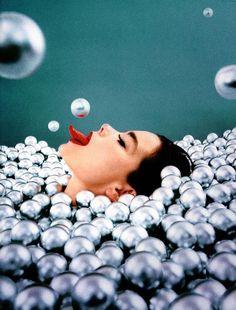 Björk by Jean-Baptiste Mondino 1995