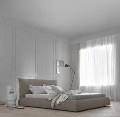 Двуспальная кровать - Roomble.com