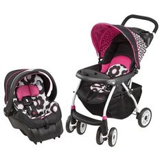 @Overstock - The Journey 300 Travel System by Evenflo has a unique one-hand folding stroller with multiple storage options. The Embrace 35 Sport Infant Seat can accommodate a baby from 4 to 35-pounds and exceeds all applicable federal safety standards.http://www.overstock.com/Baby/Evenflo-Journey-300-Travel-System-in-Marianna/6620101/product.html?CID=214117 $169.99