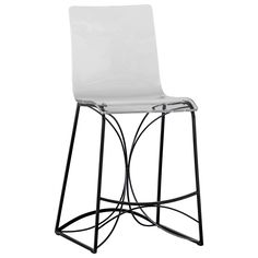 Gabby Furniture Angela Black Counter Stool @LaylaGrayce