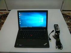 LENOVO THINKPAD X250 20CL-087TGJ WIN 10(256gb SSD8GBi5)WEBCAMBLUETOOTHA#221