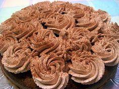 creme pronte in un minuto! Frosting al cacao in 5 varianti