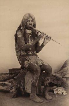 American Indians History: Californias Native American Yuma Indians. Pinned by www.CaliforniasHarvest.com