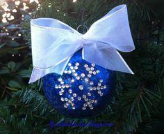Life on Lakeshore Drive  Easy DIY Christmas Ornaments