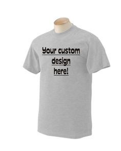 Your Custom Lot Of 25 Shirts With Your Design Or by OodlesDecals