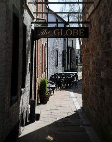 The Globe, Dumfries, Robert Burns favourite watering hole