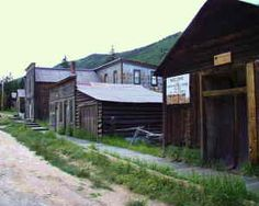 Saint Elmo - Colorado Ghost Town