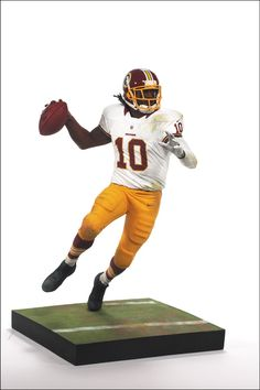 Robert Griffin III Washington Redskins McFarlane Series NFL 32 Figure