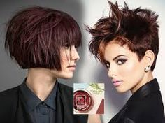 trendy colors for short hair fall winter 2015 2016 bronde suits